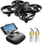 Potensic Drone avec caméra Potensic Mini avion avec télécommande Drone...
