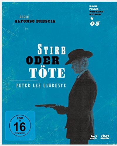 Stirb oder töte - Westernhelden #5 (+ DVD) [Blu-ray]