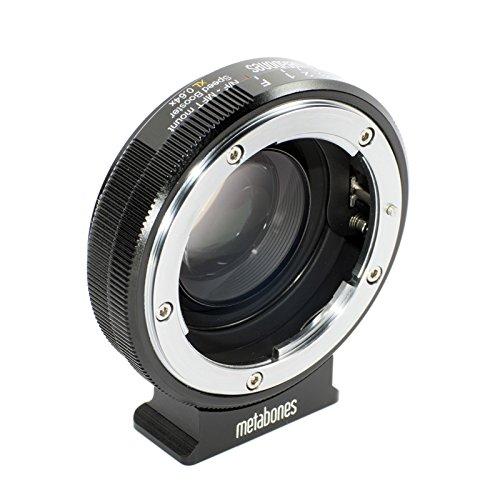 METABONES METABONES製 マイクロフォーサーズ用 Nikon Gレンズ SpeedBooster XL0.64x MB_SPEFG-m43-BM2