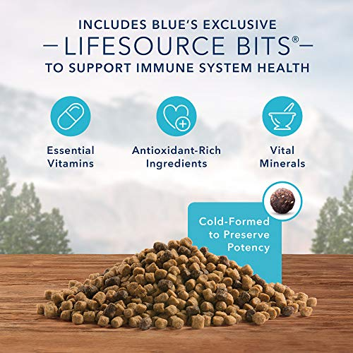 Product Image 4: Blue Buffalo Wilderness High Protein, Natural Adult Indoor Hairball & Weight Control Dry Cat Food, Chicken 11-lb