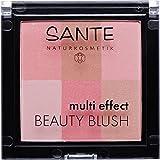 SANTE Naturkosmetik Multi Effect Beauty Blush 01 Coral -...