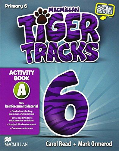 TIGER 6 Ab A Pk - 9780230431461