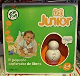 Tag Junior Leap Frog Reading Learning System with Book 2-4 ( Spanish Version)