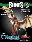 Dark Heaven: Bones T`Raukzul Heroic Scale Dragon Boxed Set (77585)