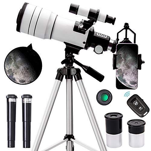 ToyerBee Telescopio para niños y adultos y...