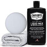 CarGuys Liquid Wax - The...