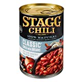 Stagg Classic Chili with Beans, 15 oz, Pack...