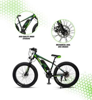 Geekay-ecobike-fat-mountain-tyre-electric-bicycle-26-t-inch-wheel-21-speed-gear-bike-Ideal-height-55-feet-to-6-feet-Fat-electric-adults-battery-bike-Riding-range-25-to-30-Km-in-one-charge-26-t-Ecobike
