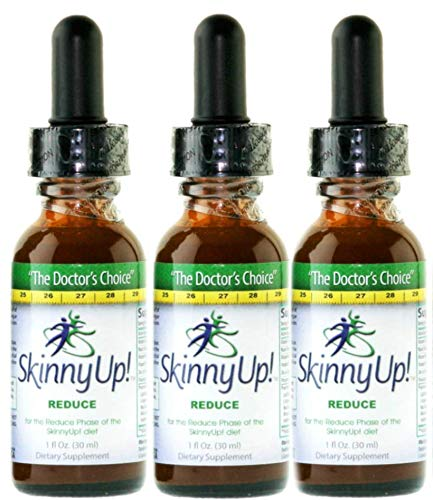 Skinny Up!® Package of 3 Reduce 1
