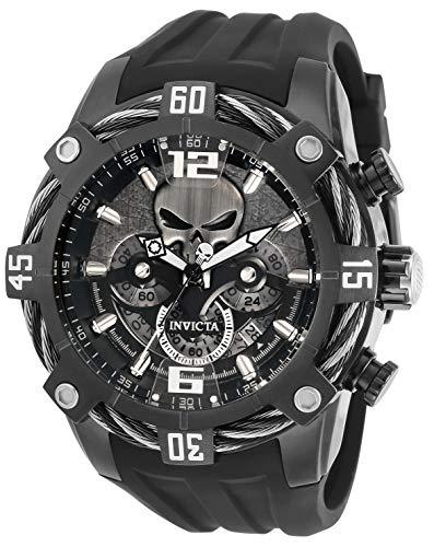 Invicta Marvel Punisher 33163 Herren-Armbanduhr, 51 mm