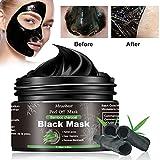 Maschera Nera, Black Mask, Maschera di comedone, Blackhead Remover Black Mask, Facciale Cura Strappando Stile Pulizia Profonda Pulizia Rimozione Di...