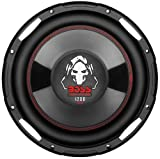 BOSS Audio Systems P100F 10 Inch Car Subwoofer - 1200 Watts Maximum Power, Single 4 Ohm Voice Coil, Sold Individually