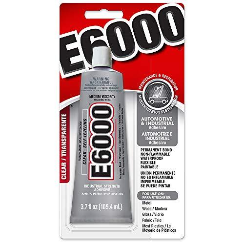 E6000 230022 Medium Viscosity Auto/Industrial Adhesive