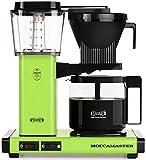 Technivorm 59609 KBG Coffee Brewer, 40 oz, Fresh Green
