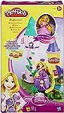 OTTO Princesse Raiponce avec sa Tour Play-doh : 3 Accessoires + 3 Pots de Pate a Modeler playdoh