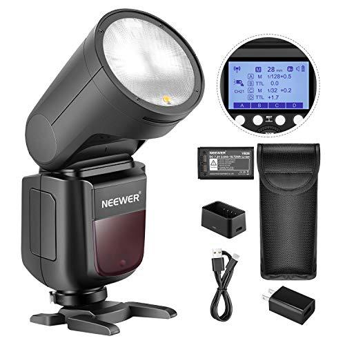 Neewer V1-S Flash Speedlight for Sony Mirrorless Camera