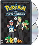 Pokémon:Black & White Rival Destinies Set1 DVD