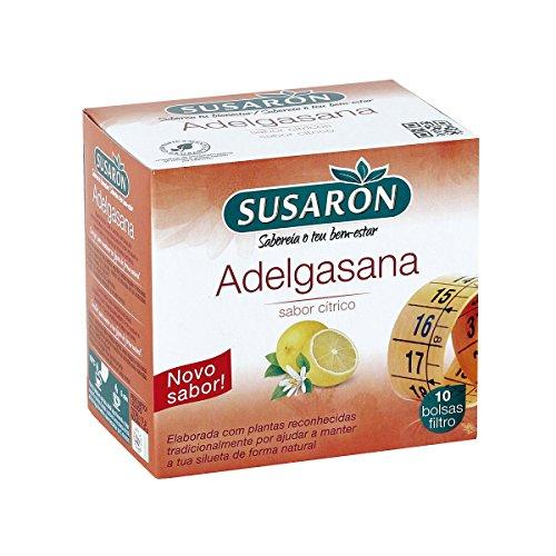 SUSARÓN infusión adelgasana sabor limón caja 10 uds