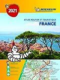 ATLAS ROUTIER France 2021 (A4-Spirale)