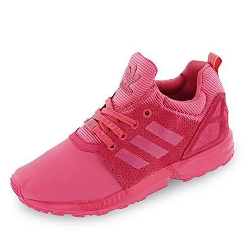 adidas Originals Buty Adidas ZX Flux NPS UPDT W Schuhkrallen & Eisspikes, Pink (Pink) 37 EU