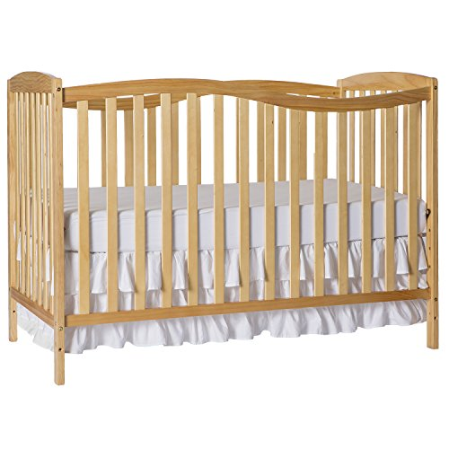 Product Image 1: Dream On Me Chelsea 5-in-1 Convertible Crib, Natural