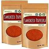 Yamees Smoked Paprika - 32 oz (16 oz/ 1 Lb Each) -Paprika Powder - Paprika Bulk - Smoked Paprika Powder - Smoke Paprika - Bulk Spices