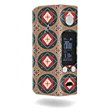 MightySkins Skin Compatible with Wismec Reuleaux RX200S – Western   Protective, Durable, and Unique Vinyl Decal wrap Cover   Easy to Apply, Remove, and Change Styles   Made in The USA