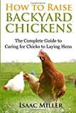 How To Raise Backyard Chickens: The Complete Guide to Caring for Chicks to Laying Hens