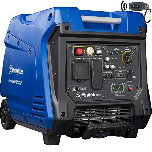 Westinghouse iGen4500 Super Quiet Portable Inverter Generator...