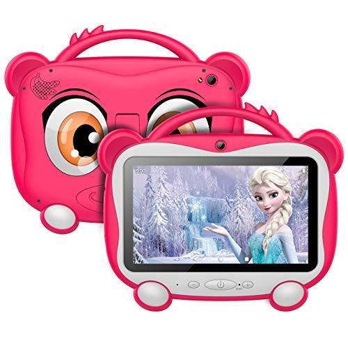 GOODTEL Tablet para Niños 7 Pulgadas Tablet Infantil Android...