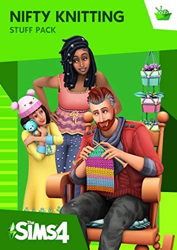 Die Sims 4 - Stuff Pack 17   Schick mit Strick   PC Download Code - Origin
