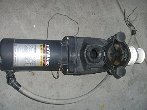 Hayward Max-Flo Pump for in Ground Pools (1-1/2 Horsepower)