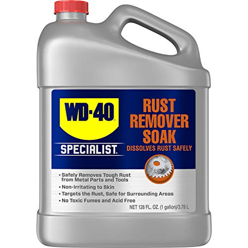 3. WD-40 Specialist Rust Remover