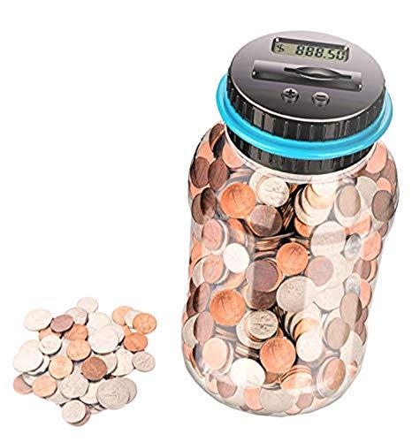 Digital Coin Bank,Money Saving Jar ,Coin...
