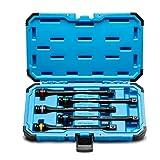 Capri Tools 30083 Torque Limiting Extension Bar Set (5 Piece), 65-140...