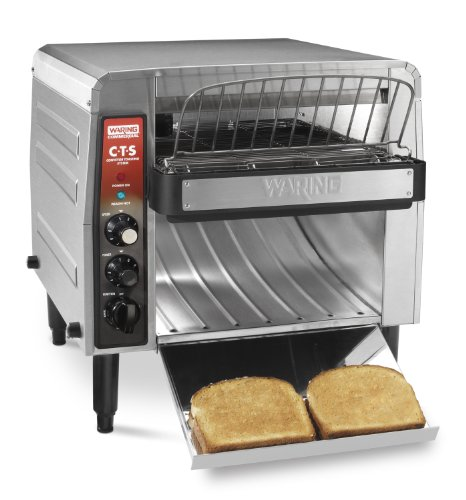 Waring Commercial CTS1000B Heavy-Duty...