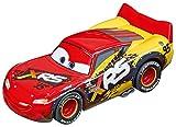Carrera 64153 Disney Pixar Cars Lightning McQueen Mud Racers GO!!! Slot Car Racing Vehicle 1:43 Scale