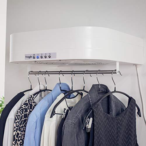 PROELIT ST 51 SCIUGARELLA LIGHT asciugabiancheria elettrica ad aria Asciuga e stira fino a 5kg di...