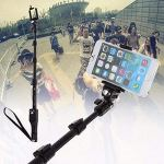 SD CASS® 1288 Selfie Stick with Mobile Holder...