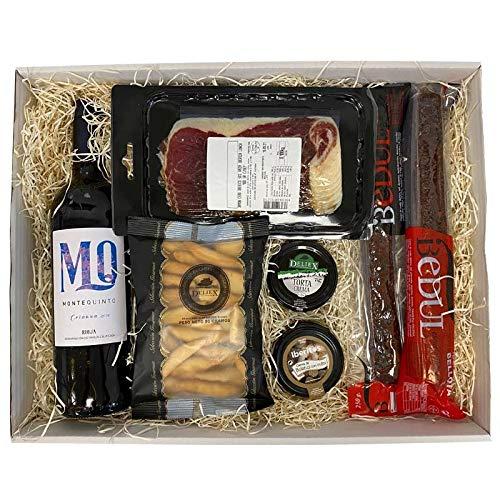 Caja Gourmet Picoteo 14 - De la Tierra con Vino Montequinto