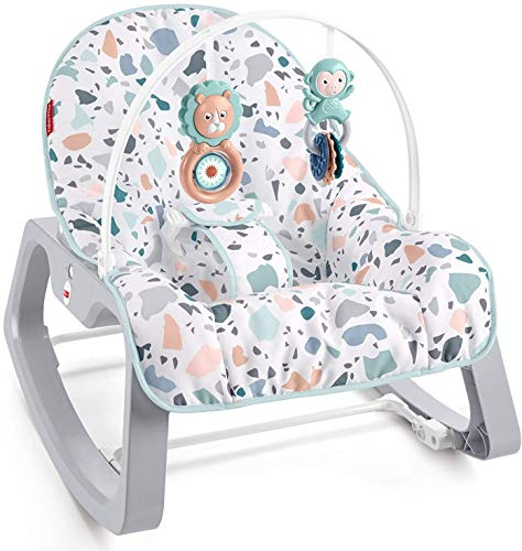 Fisher-Price Infant-to-Toddler Rocker -...