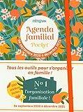Agenda familial Mémoniak pocket 2020-2021