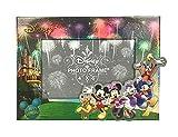 Disney Exclusive Mickey & Gang Firework 4' X 6' Photo Frame