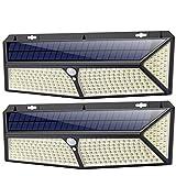 Lampe Solaire Extérieur,[ 2020 le Plus Brillant 288 LED - 2500 lumens]...