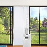 Joint de Fenêtre pour Climatiseur Portable, Tissu De Calfeutrage De...