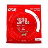 DNS プロテイン ホエイ100 プレミアムチョコレート風味 1050g(約30回分) たんぱく質 筋トレ