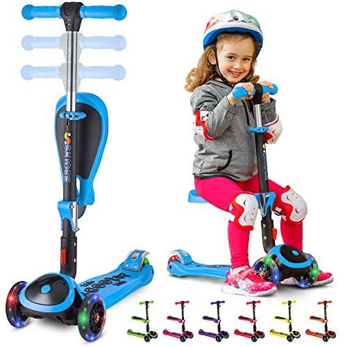 51RinnteiLL - Best Toddler Scooter