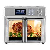 Kalorik 26 QT Digital Maxx Air Fryer Oven Stainless Steel AFO 46045 SS