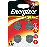 Energizer cr2032 Piles Bouton au Lithium 3 V Batterie – (Lot de 4) Vendu par...