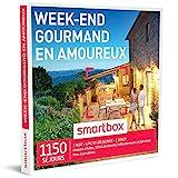 SMARTBOX - Coffret Cadeau homme femme couple - Week-end gourmand en...